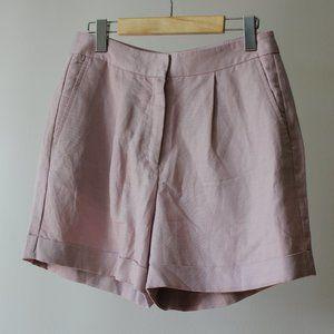 Frank & Oak Linen Shorts